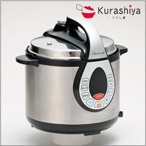 電気圧力鍋 ワンダーシェフ 家庭用 GEDA40 4.0L kurashiya 02