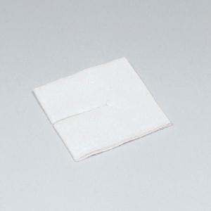 病院や診療所などでも使われている医療用品です。  7.5cm×7.5cm  12ply(三つ折り×四...
