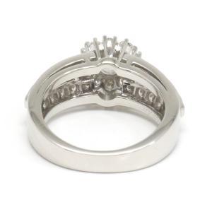 【送料無料】ヴァンクリーフ VCA ダイヤモンドリング #49 9号  WG・センターダイヤ0.485ct 美品 【4SB0552】 kurata7 04