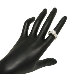 【送料無料】ヴァンクリーフ VCA ダイヤモンドリング #49 9号  WG・センターダイヤ0.485ct 美品 【4SB0552】 kurata7 05
