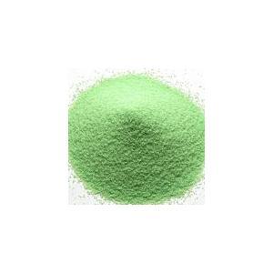 sn-9 クリアキャンドル用 砂 パステルグリーン 30g    クリアジェルキャンドル|kuraudo