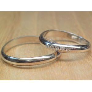 結婚指輪  マリッジリング ペアリング ウルトラハードプラチナ パイロット ロル