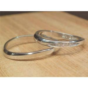 パイロット ロル マリッジリング 結婚指輪  ペアリング  ウルトラハードプラチナ