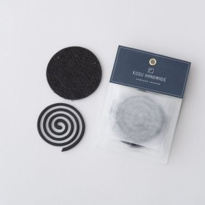 くすのき香 3巻+不燃マット付 / KUSU HANDMADE|kurazen