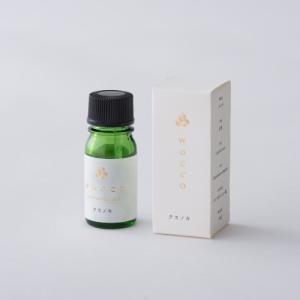 エッセンシャルオイル クスノキ 5ml / 和精油wacca|kurazen