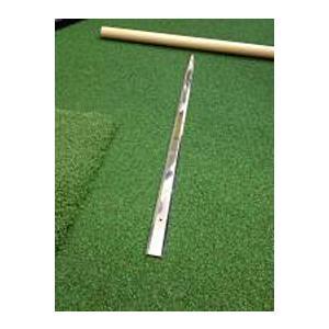 〈送料無料〉ザ・レール‐ゴルフ練習用 パター練習器具 まっすぐ打つ 自宅 会社 ラウンド前 ゴルフ用品 The Rail ナウテック|kurazo|02