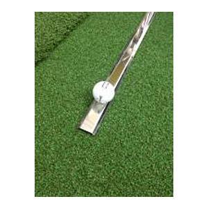 〈送料無料〉ザ・レール‐ゴルフ練習用 パター練習器具 まっすぐ打つ 自宅 会社 ラウンド前 ゴルフ用品 The Rail ナウテック|kurazo|04