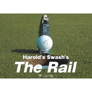 〈送料無料〉ザ・レール‐ゴルフ練習用 パター練習器具 まっすぐ打つ 自宅 会社 ラウンド前 ゴルフ用品 The Rail ナウテック|kurazo|06