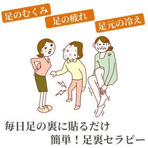 芦原式 足裏セラピー メタルシール(84枚入り)2個|kurazo|02