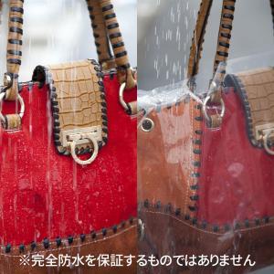 バッグ 雨 雪 カバー 大(H45×W45×D10cm)30枚組-レインバッグカバー 使い捨て 携帯カバー 透明 日本製 kurazo 04