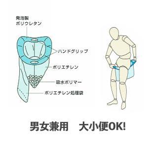 Goodパック ハンディタイプ 700ml 2個組‐簡易トイレ 携帯トイレ 万能トイレ グッドバック kurazo 04