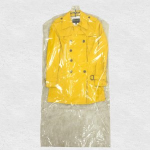 衣類カバー コートサイズ ロング 30枚組-衣装カバー 洋服カバー 片面透明 片面不織布 中身が見える ドレス ワンピース 日本製 ほこりよけに〈送料無料〉|kurazo|06