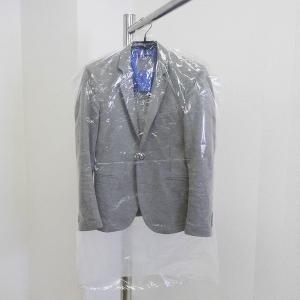 衣類カバー スーツ ジャケット 12枚組-衣装カバー 洋服カバー 片面透明 片面不織布 中身が見える ワンピース 日本製 ほこりよけに〈送料無料〉 kurazo 06