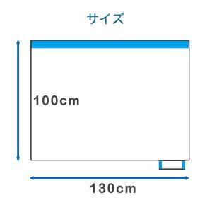 日本製 ふとん 圧縮袋 大判 5枚組 ハイパーノズル付‐布団 洋服 圧縮 バルブ式 掃除機 逆止弁〈送料無料〉|kurazo|02