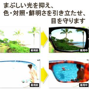 ポラライトHDサングラス 2個セット‐偏光サングラス メンズ レディース UVカットサングラス 偏光レンズ 紫外線防止 kurazo 03