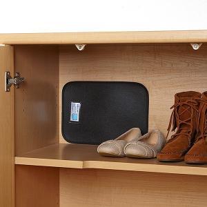 炭入り 除湿 消臭シート 小スペース用 (3枚組) Y-115‐消臭剤 バッグ 下駄箱 タンスの引き出し|kurazo|03