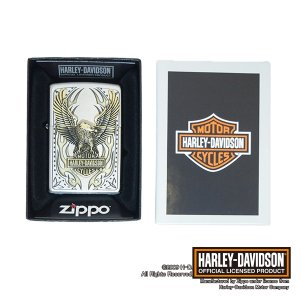 ZIPPO HARLEY-DAVIDSON HDP-73 ビッグメタル‐ジッポ ジッポライター ハーレーダビッドソン オイルライター 日本限定 正規品|kurazo|02
