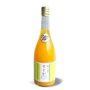 【贅沢搾り】せとかジュース三本セット 720ml【ミカンジュース】|kureme|02