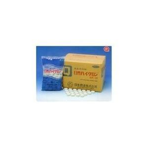 日曹 ハイクロンQ「20g錠剤×100錠」 食品添加物 次亜塩素酸カルシウム プール ※小分け販売はじめました