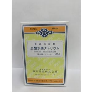 炭酸水素ナトリウム「重曹」500g|kurimoto