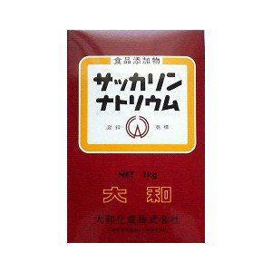 サッカリンナトリウム 1kg|kurimoto