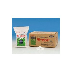 モーカット 12kg(2kg×6袋) プール除藻剤