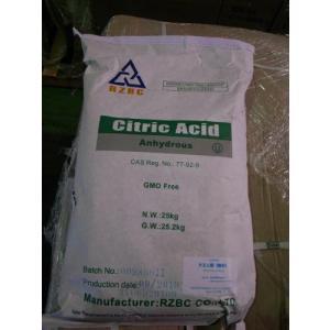 【代引不可】クエン酸 25kg 食品添加物 無水