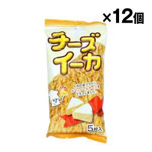 チーズイーカ5枚入 ×12袋入 1ケース ケース売り|kuriten