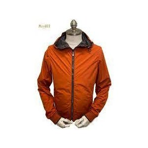 MooRER ムーレー / DENNYS デニーズ / 定番 人気モデル / かっこいい / メンズ ジャケット アウター / ARANCIO オレンジ|kuriya-house