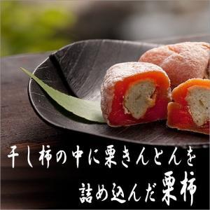 岐阜県 中津川 栗きんとん 5個 栗柿 5個入 合計10個入|kuriya|14
