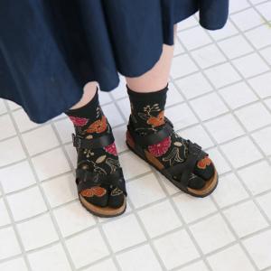 京都くろちく・文化足袋シリーズ