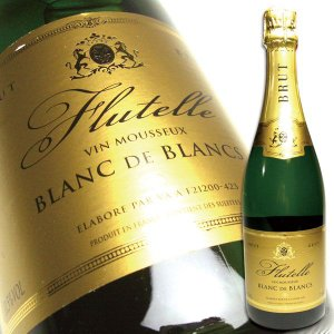 フリュッテル ヴァン ムスー 750ml 有名ソムリエも惚れたスパークリングワイン|kuroiwasaketen