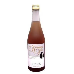 旭菊酒造(あさひぎく)黒胡麻酒500ml 福岡県|kuroiwasaketen