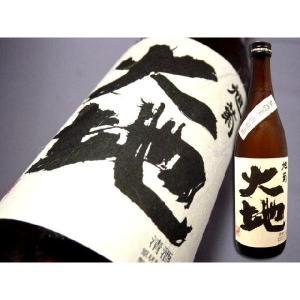 旭菊酒造(あさひぎく)純米吟醸 大地 720ml 福岡県 純米吟醸|kuroiwasaketen