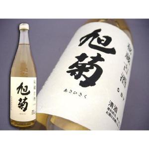 旭菊酒造(あさひぎく)純米古酒 5BY 720ml 田中元信氏作 福岡県 純米|kuroiwasaketen
