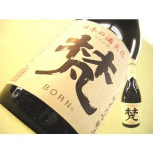 梵(ぼん) 特選大吟醸(とくせんだいぎんじょう) 720ml 福井県 大吟醸|kuroiwasaketen