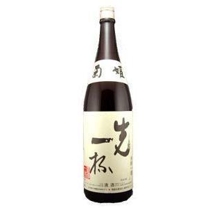 菊姫(きくひめ) 先一杯(まずいっぱい) 1800ml 石川県 純米酒|kuroiwasaketen