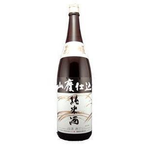 菊姫(きくひめ) 山廃純米(やまはいじゅんまい) 1800ml 石川県 純米酒|kuroiwasaketen