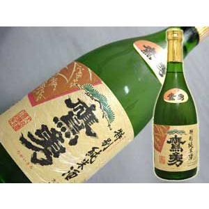 鷹勇(たかいさみ)  特別純米酒 720ml 鳥取県 純米酒|kuroiwasaketen