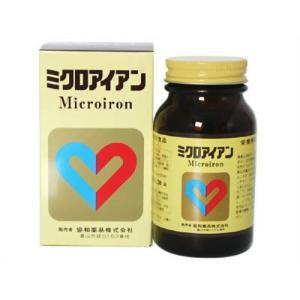 ミクロアイアン 300粒/協和薬品|kuroiwasaketen