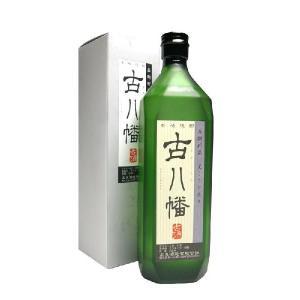 芋焼酎 古八幡 37度 720ml 高良酒造 鹿児島県産  送料無料|kuroiwasaketen