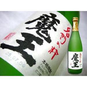 芋焼酎 魔王 25度 720ml 白玉醸造 鹿児島県産|kuroiwasaketen