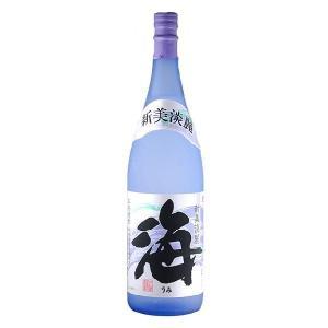 芋焼酎 海 25度 1800ml 数量限定 大海酒造 鹿児島県産|kuroiwasaketen