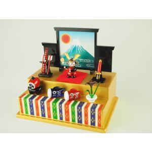 童武者飾り 兜 室内 子供の日 端午の節句 節句 五月人形 ガラス コンパクト 5月 ギフト|kurokabe