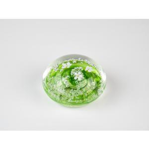 梅花藻ペーパーウェイト 文具 ギフト 雑貨 黒壁|kurokabe