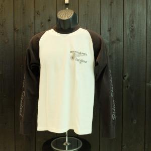 THE FLAT HEAD   長袖Tシャツ (RIDING STANDARD)