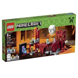レゴ 21122 マインクラフト ネザー 砦 LEGO Mi...