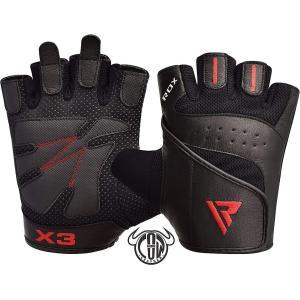 トレーニンググローブ RDX 筋トレ ウェイトトレーニング ジム サイクリング|kurokicorp
