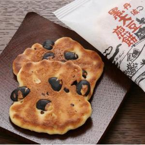 丹波黒大豆煎餅(26枚入・紙袋入り)|kuromame
