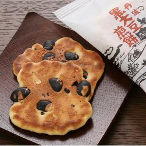 丹波黒大豆煎餅(24枚入・箱入り)|kuromame